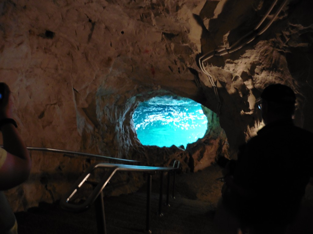 The Grotto at Rosh Hanikra